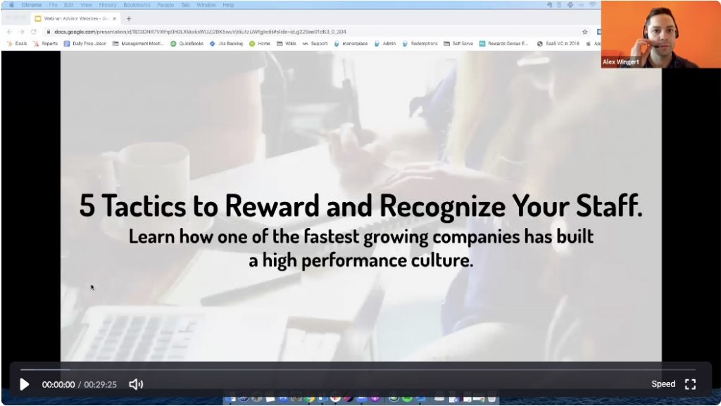 tactics to reward and recognize staff
