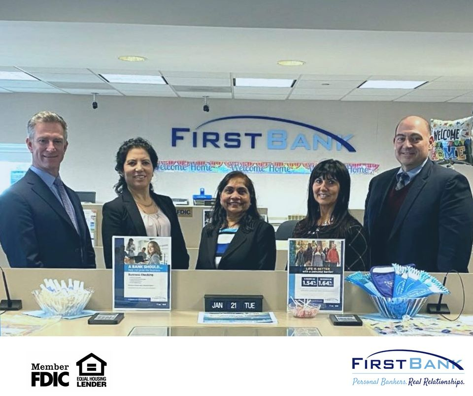 First Bank Employees