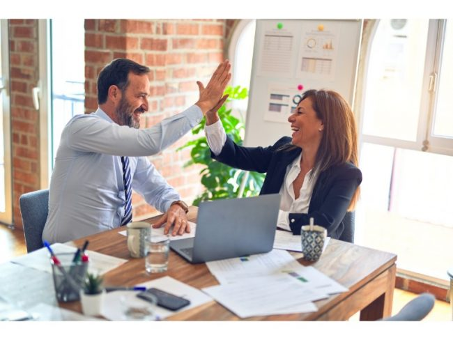 employee recognition and positive culture