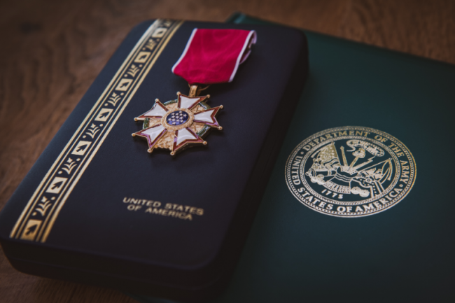 employee recognition from the military