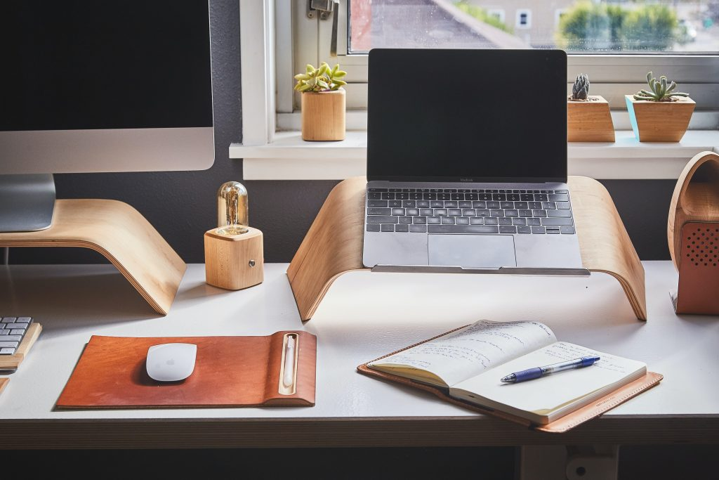 Increase employee engagement through a home office upgrade